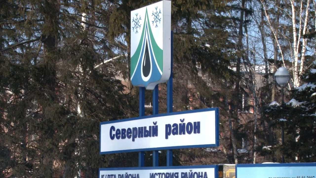 Северный район Новосибирской области.