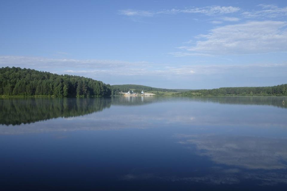 Урское озеро