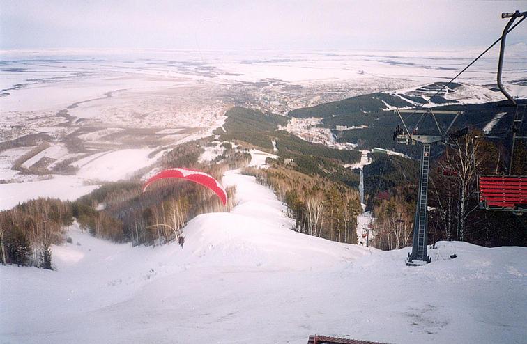 белокуриха горные лыжи