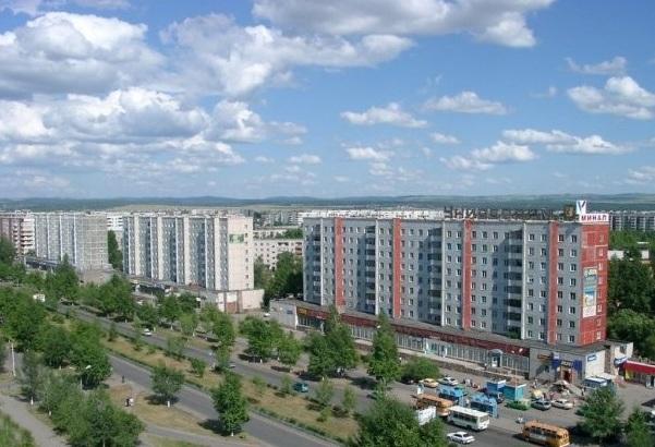 ород Минусинск в Красноярском крае