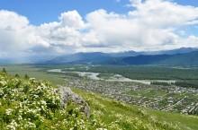 Русское село Уймонской долины