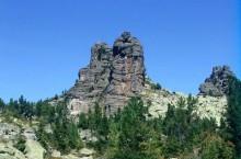 Каменная гора Туралык