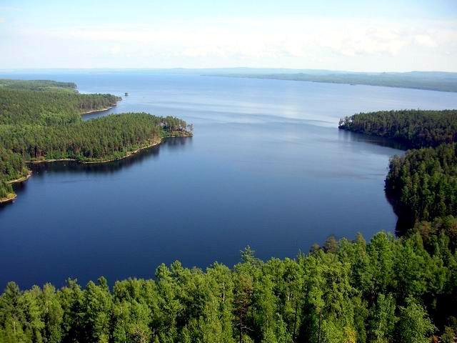 Нижнеилимский район Иркутской области