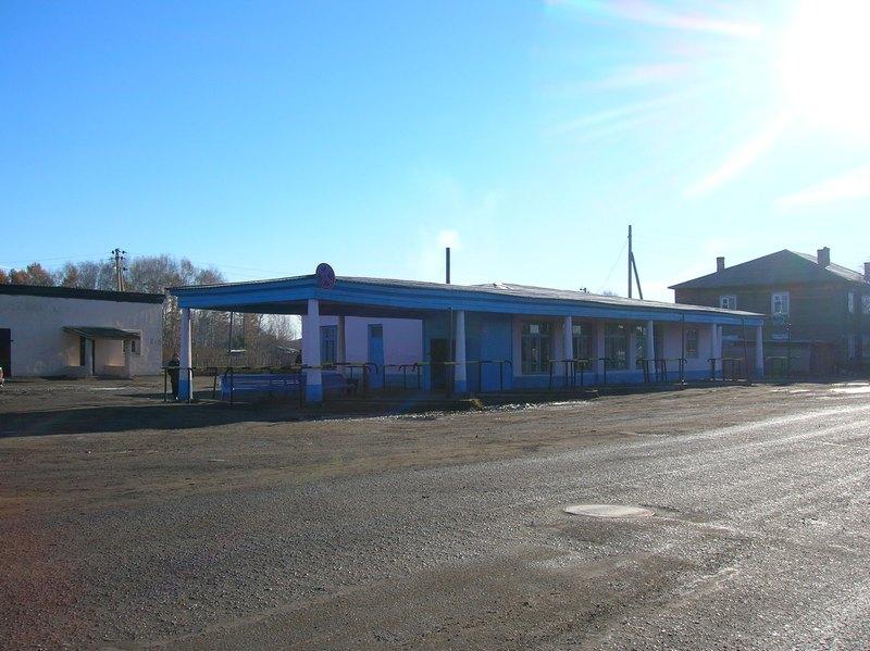Село Зырянское