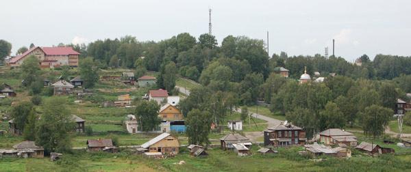Село Молчаново