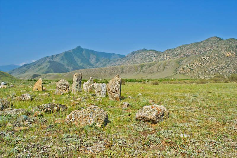 Археологические памятники Майминского района