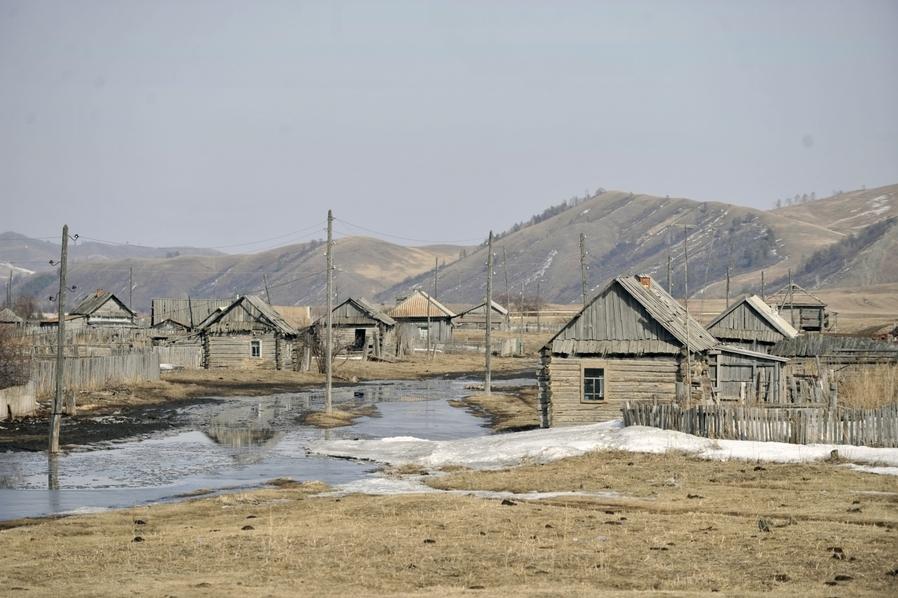 Деревня Смирновка