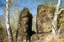Каменные ворота в Кемеровской области