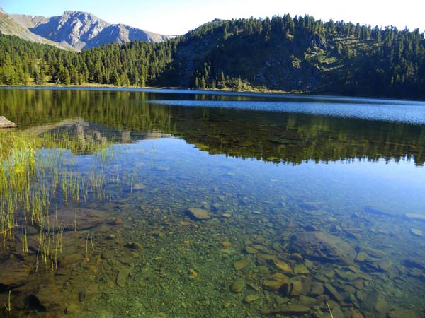 Каракольские озера в Горном Алтае