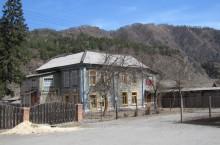 Краеведческий музей в селе Чемал