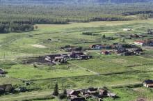 Село Кирово в Хакасии