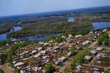 Село Подгорное в Томской области