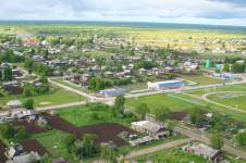 Село Тегульдет в Томской области
