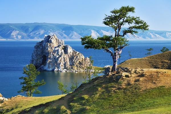 озеро байкал летом фото