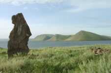 Гора Кюн-Таг в Хакасии