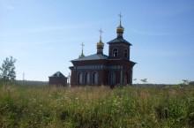 Село Красногорское в Алтайском крае