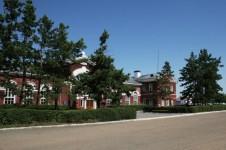 Село Кулунда в Алтайском крае