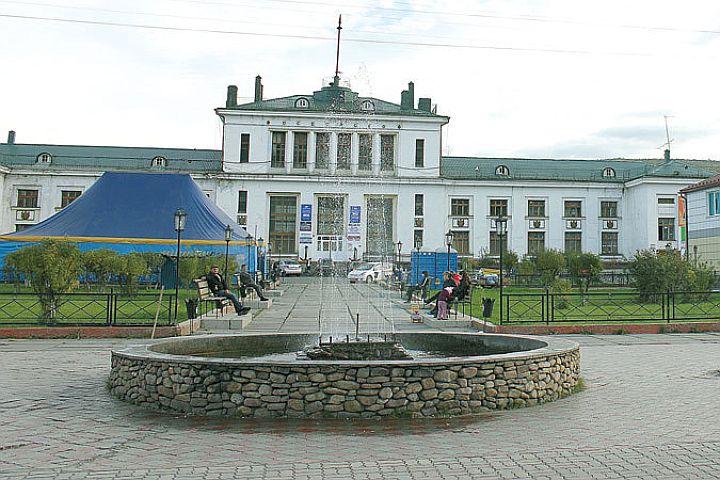 Усть-Кутский район