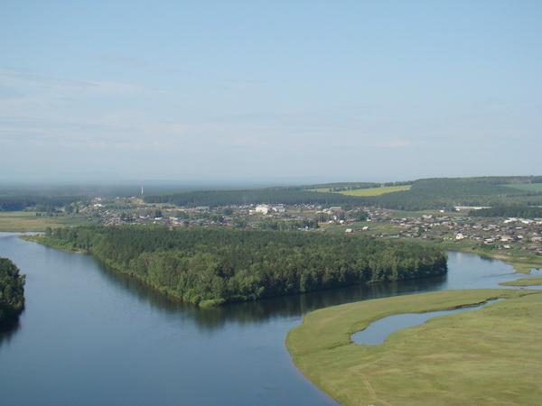 Черемховский район в Иркутской области