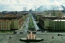 Город Норильск в Красноярском крае