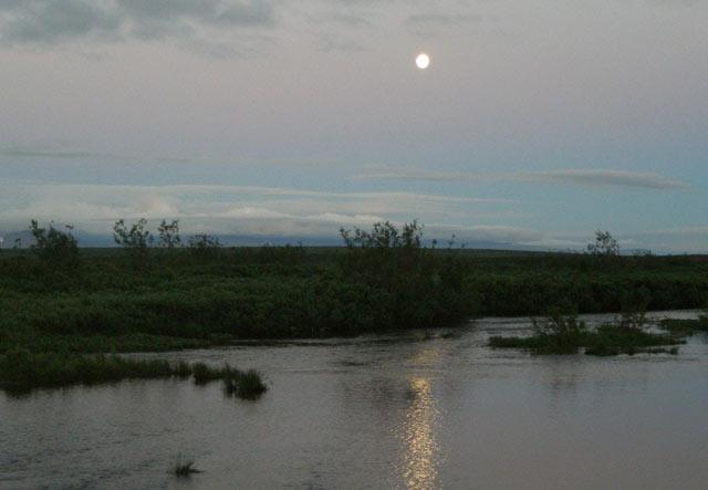 Река Пясина