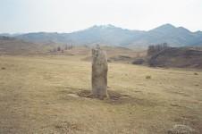 Стелла Ах-Тас в Хакасии — стелла силы