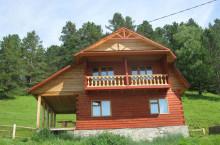 База отдыха «Солнечная горка» в Турочакском районе