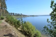 Новосибирское водохранилище – самый большой исскуственный водоем Сибири