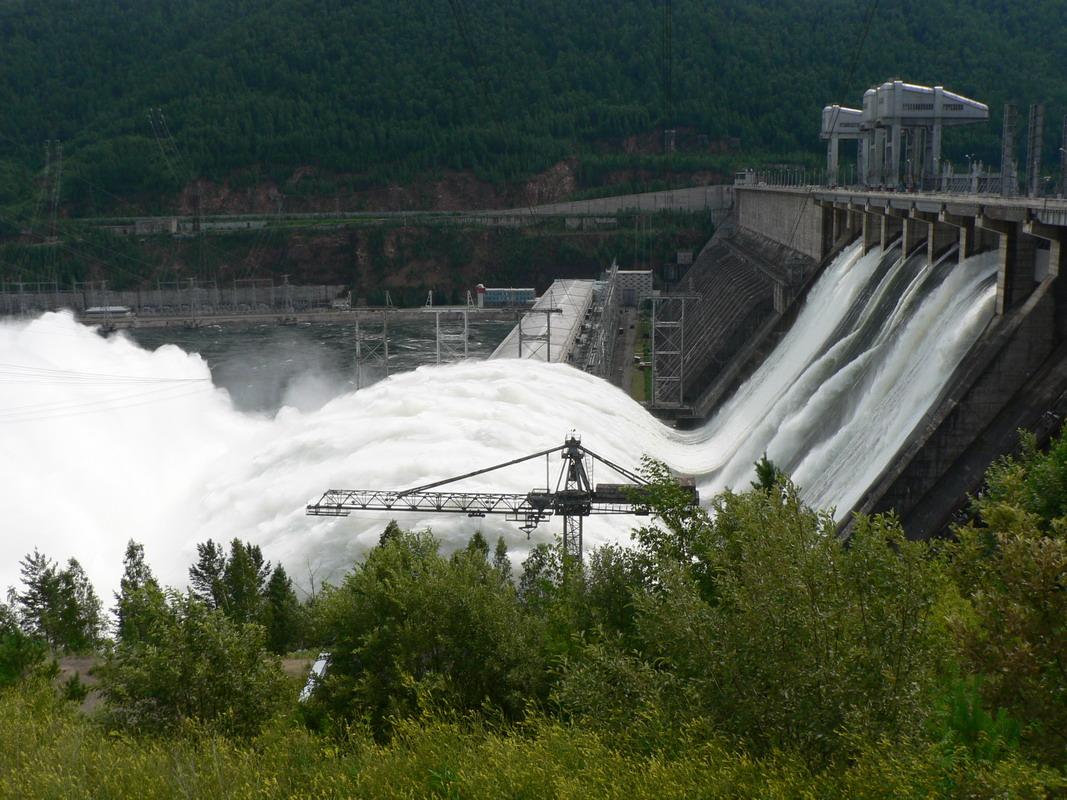 Красноярская ГЭС1