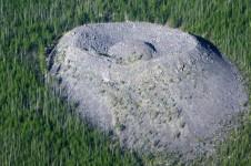 Патомский кратер — одно из самых загадочных мест планеты.