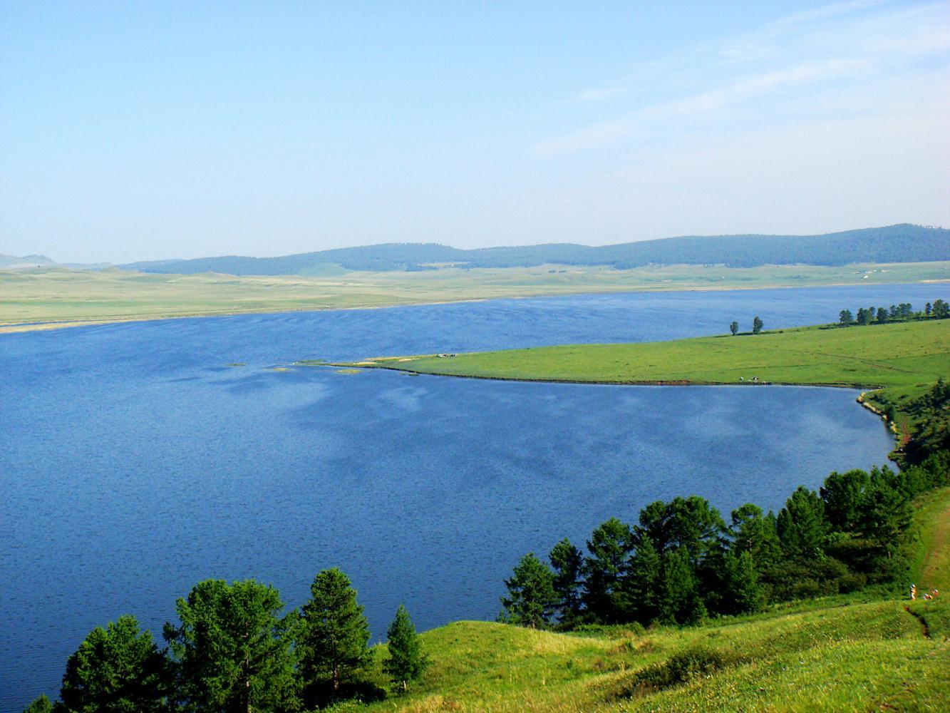 рыбалка на озере белое красноярского края
