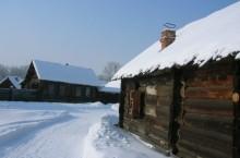 Село Шушенское в Красноярском крае
