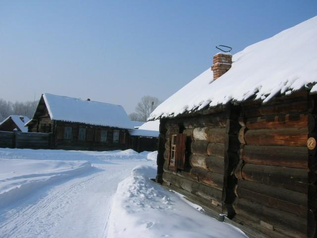 Село Шушенское