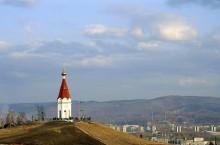 Часовня Параскевы Пятницы в Красноярске