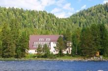 Гостиница «Артыбаш» в Турочакском районе