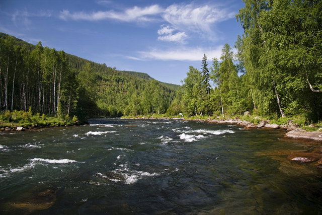 рыбалка в красноярске на реке мана красноярского края