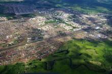 Город Вихоревка в Иркутской области