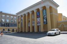 Кинотеатр «Победа» в Новосибирске
