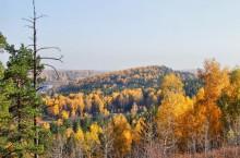Озеро Атанаево в Кемеровской области
