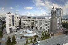 Бизнес-центр Европа в Красноярске