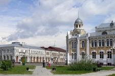 Архитектура Бийска. Бийск исторический.