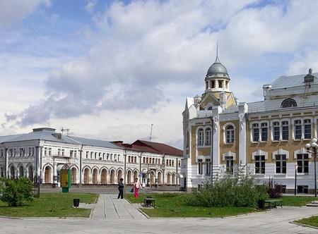 Бийск исторический