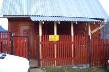 Усадьба «Дом у Анисимовых» на Телецком озере
