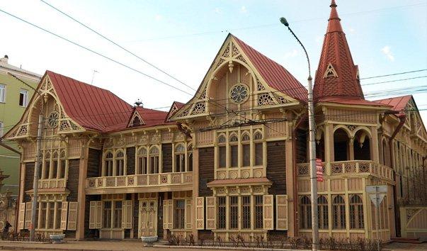 Литературный музей в Красноярске
