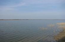 Бахматовское озеро в Алтайском крае