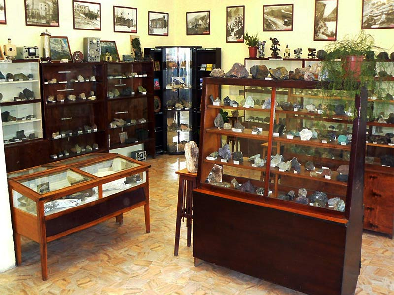 Музей камня в Майме