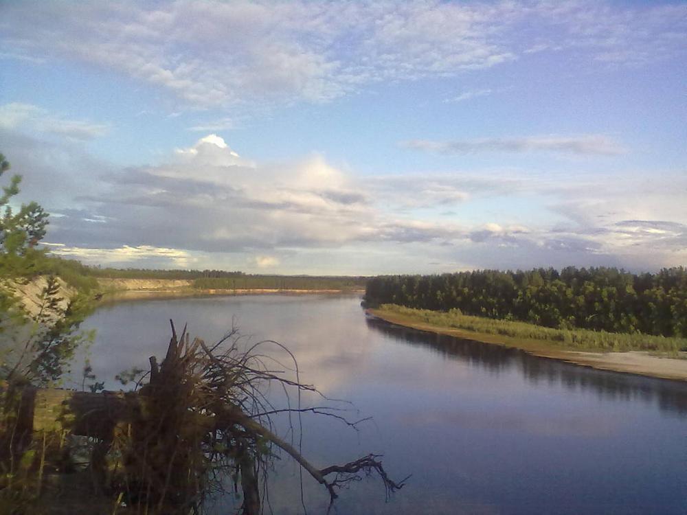 Река Сым