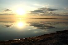 Горькое озеро в Егорьевском районе
