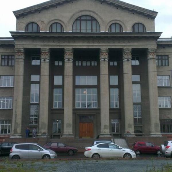 библиотека в Красноярске