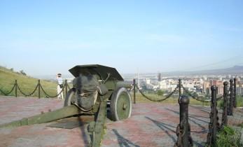 Смотровая площадка на Караульной горе